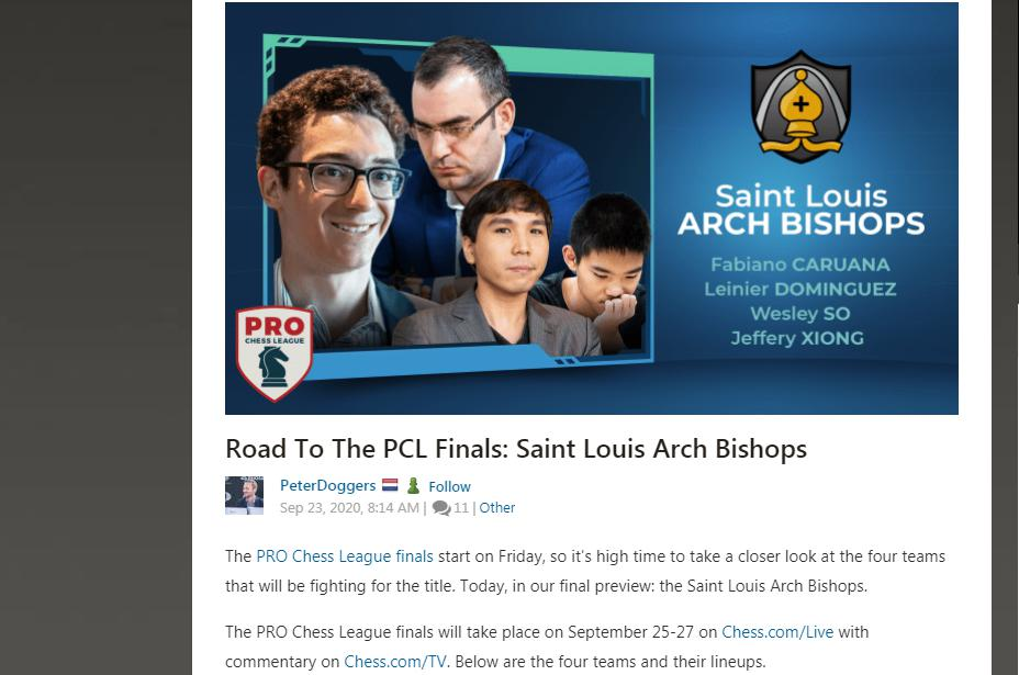 Photo of Road To The PCL Finals: Saint Louis Arch Bishops
